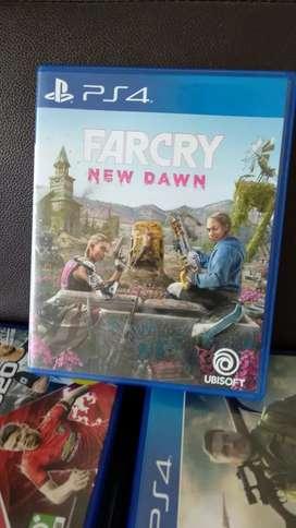 Far cry new dawn ps4 farcry murah mulus terawat ori asli seken