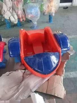 wahana mainan air hanboat sepeda air pancingan ikan elektrik AF