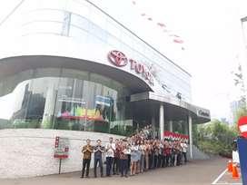 Lowongan sales mobil Toyota