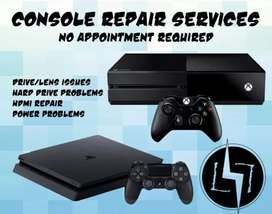 PS4.ps3 ps2.c box one.xbox 360 full service