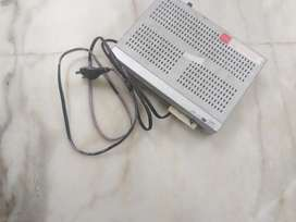 Set up box in good condition