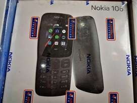 nokia 106 new pin pack mobile only for 2850
