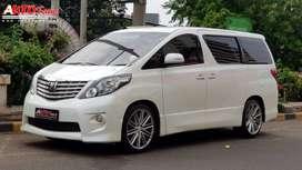 Toyota Alphard S Full Option Velg R18 Japan Spec 2010 Mulus!!!