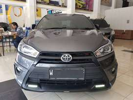 Toyota Yaris S TRD Sportivo Kondisi A1 Menerima Kredit