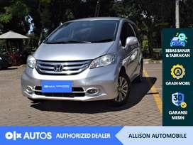 [OLX Autos] Honda Freed 2014 1.5 E PSD A/T Bensin Silver #Allison
