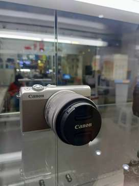 Kredit Camera Canon EOS M100 bergaransi resmi