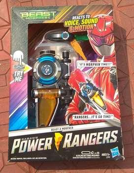 Power rangers beast morphers morpher