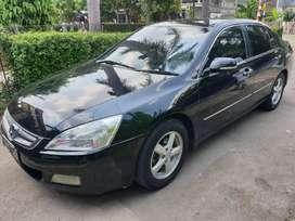 Honda accord vti-l tahun 2006 AT jok kulit elektrik accord 2006 vtil