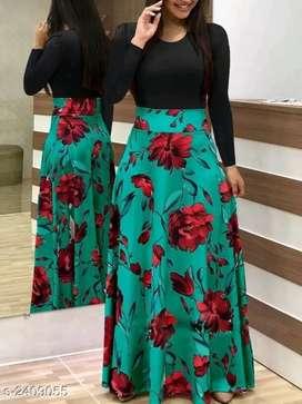 Women long dress