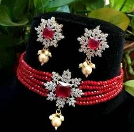 Feminine Elegant Jewellery Sets