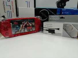 SONY PSP PORTABLE  SERI 3000+MC 8GB FULL GAME
