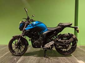 New FZ25 Cyan Blue for sale