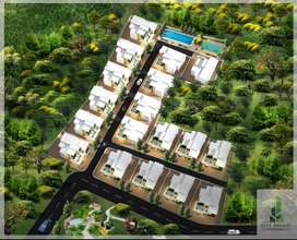 Customized luxury villas at vengeri
