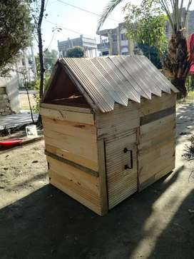 Cage wooden made full new