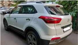 Hyundai Creta 1.6 SX Plus Petrol, 2016, Petrol