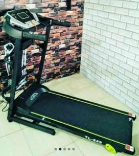 New Treadmill Elektrik 2 Fungsi TL 246