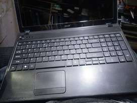 Acer Laptop i5 8Gb RAM and 500Gb Hard