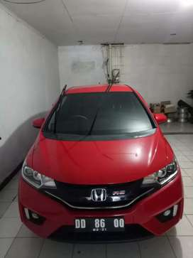 Honda jazz RS cvt automatic 2015/2016