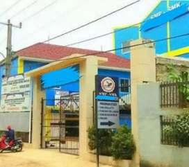 Dijual Murah Sekolah SMP SMK (MASIH AKTIF) Di Kemang, Bogor