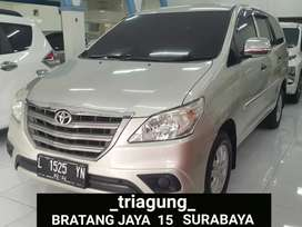 INNOVA  E  DIESEL  2014 MANUAL Original bisa KREDIT