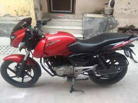 Hi very good condition engine Outlook very good AP 04 bike