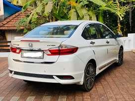 New Honda city zx cvt automatic full option