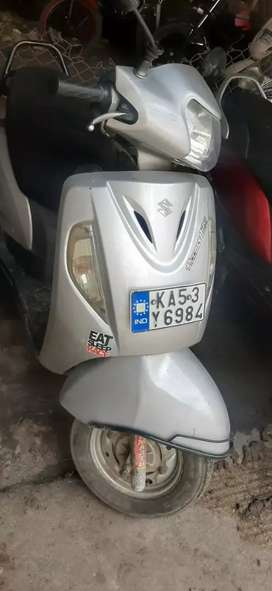 Bike in good condition. All document available.