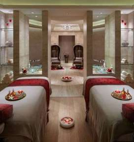Need Male female for spa 45_65k part time