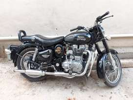 My royal enfield classic 350 like a new condition