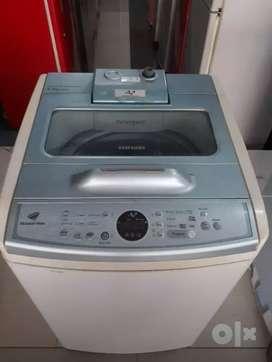 Samsung AG+ Diamond drum Topload fullya utomatic washing machine
