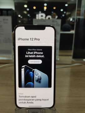 IPHONE 12 PRO 128GB CICIL TANPA KARTU KREDIT PROSES CEPAT TANPA RIBET