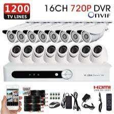 Paket  cctv online turbo hd Hikvision 1 MP