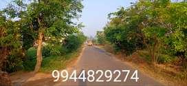 4360 sq ft plot for sale in cuddalore uchimedu (nanamedu)
