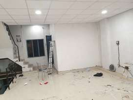 Space for rent suitable for office tution center