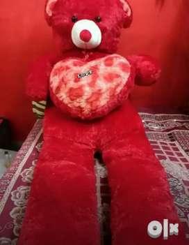 6 FEET SOFT TEDDY for girlfriend/sister