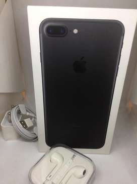 APPLE IPHONE 7+32GB[EXCELEENR CONDITION]{WITHOUT USED}