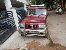 Mahindra Bolero Power Plus 2010 Diesel 100000 Km Driven, red color