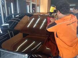 Kaca Film V-KOOL Wuling Almaz Full Body + Sunroof (VK40 X15 X15 X15)