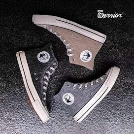 TERLARIS!! Sepatu Lokal WARRIOR HELIOS HIGH CUT Original
