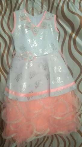 Brand new girl gown for sell
