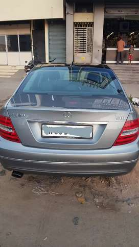 Benz C Class 220d, 2013 2nd owner