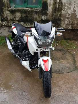 Good condition RTR new bike