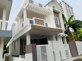 Kakkanad Infopark 400mtr distance 3cent 1500sqft 3bhk House for sale
