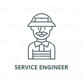 Service Engineer & Technician wanted