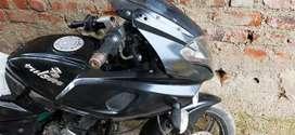 हमारी बाइक पूरी कंडीशन में है  यह 2008 की मॉडल है