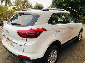 Hyundai Creta 1.6 SX Plus, 2017, Diesel