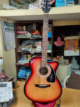 Best deal on New branded acoustic guitar with amazing sound quality