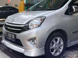 Istimewa Toyota Agya TRD automatic 2015 Low KM