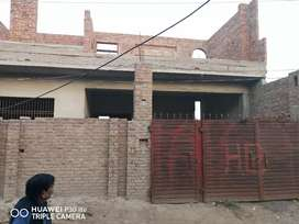 Under construction house for sale in khanewal