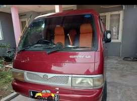 Suzuki Futura realvan Grv 2003